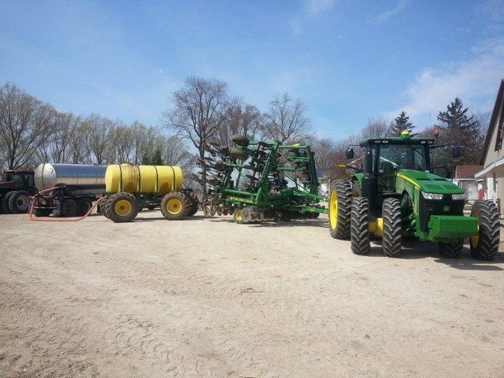 Spring Fertilizer