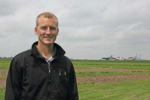 Trent Sanderson offers cover crop services through BioTill